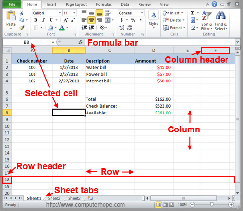 Worksheet Excel Definition Delibertad – Excel Worksheet Definition